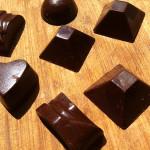 Qui l'eut cru, <br/>recette de chocolat cru !