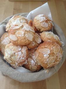 biscuit amandes