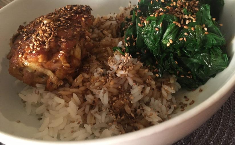 Tsukuné</br> ou la boulette japonaise caramélisée !